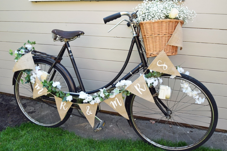 mr and mrs bicycle