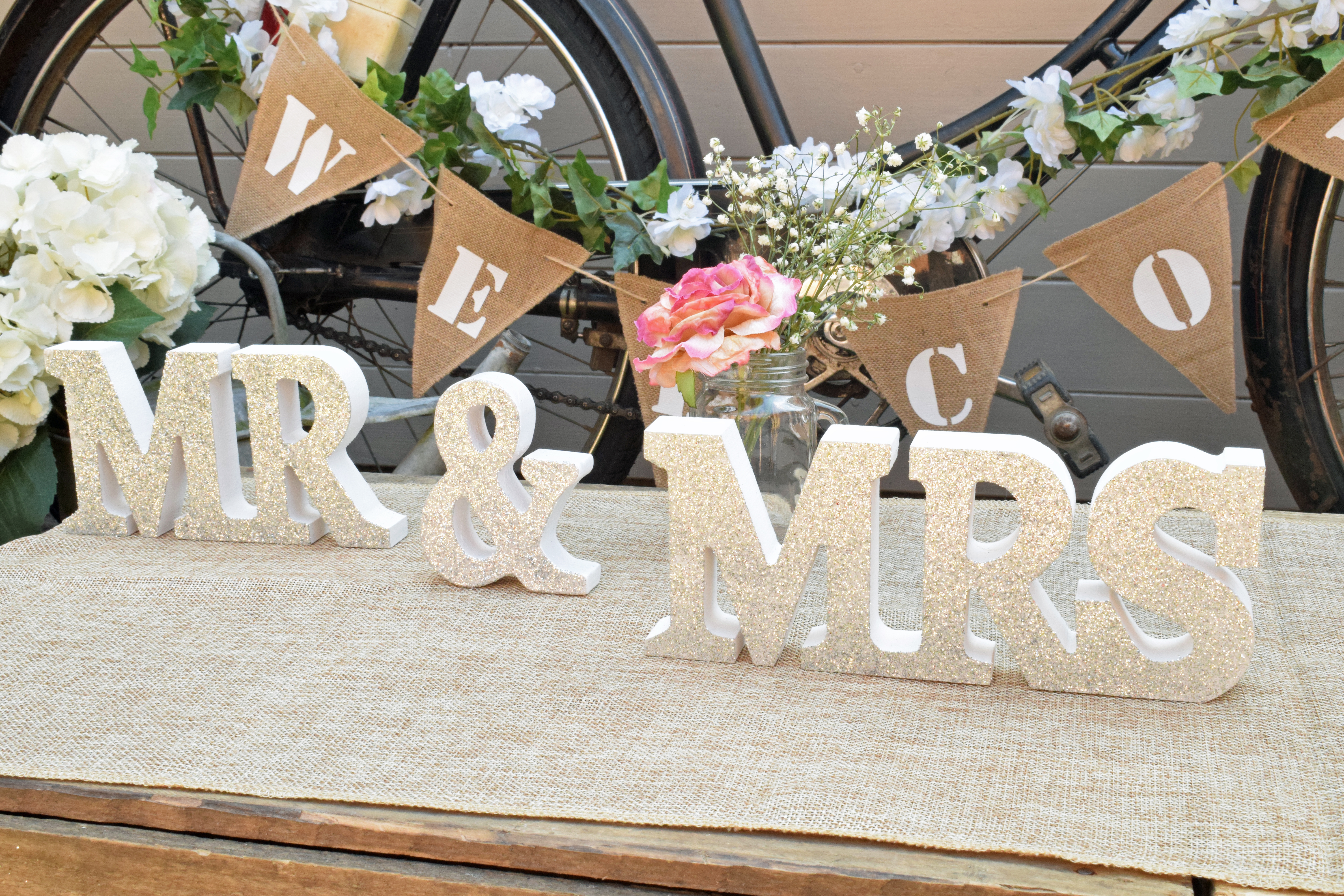 sparkley mr and mrs