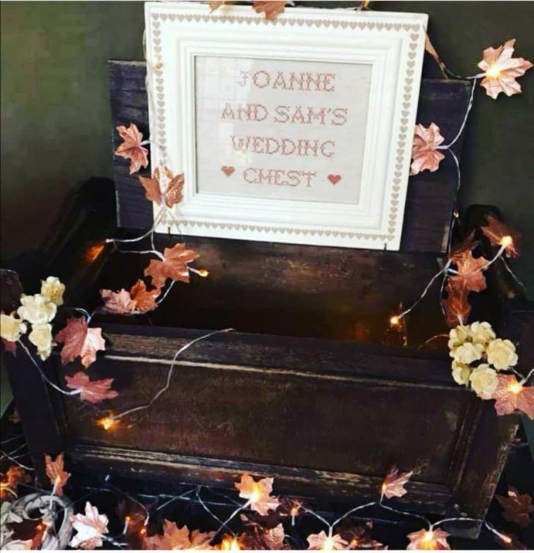 Wedding chest